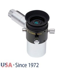 "Meade Series 4000 9mm 1.25"" Plössl Wireless Illiminated Reticle Eyepiece"