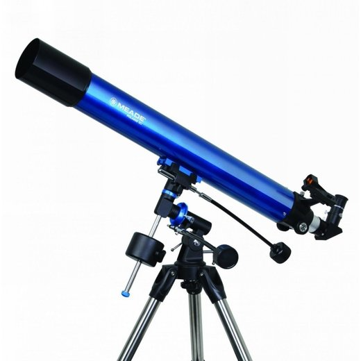 Meade Polaris 80mm EQ Refractor Telescope