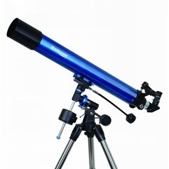 80mm EQ Refrakční teleskop Meade Polaris